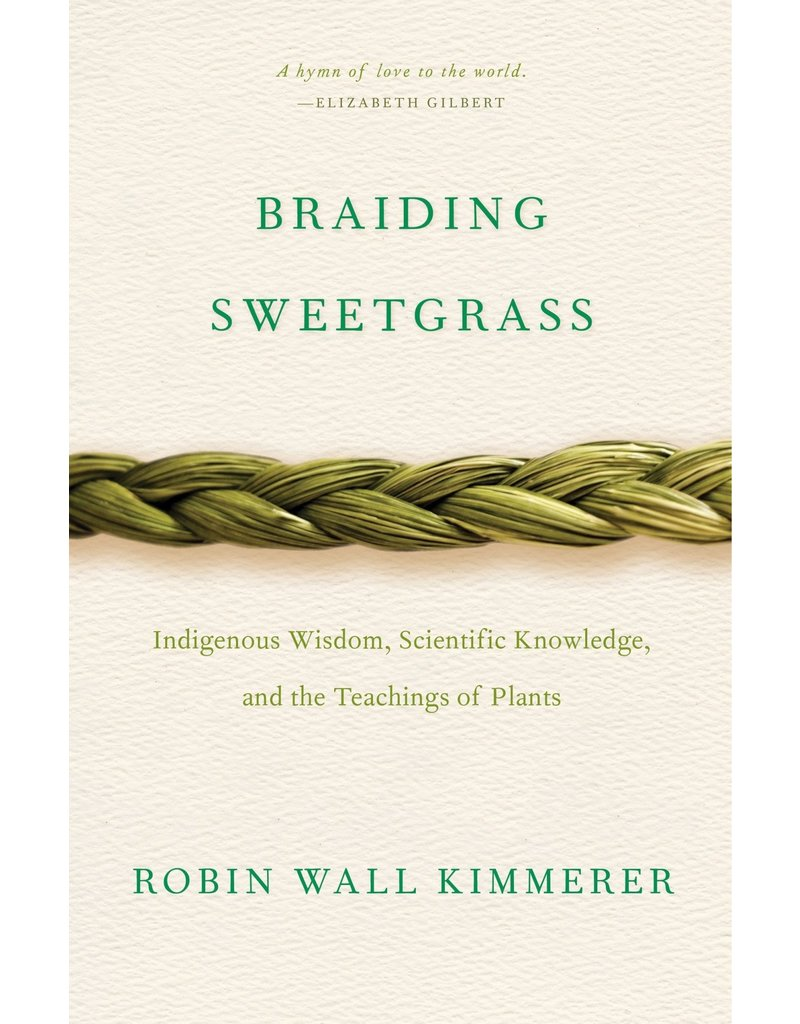 The Clifton Institute Book Club: Braiding Sweetgrass
