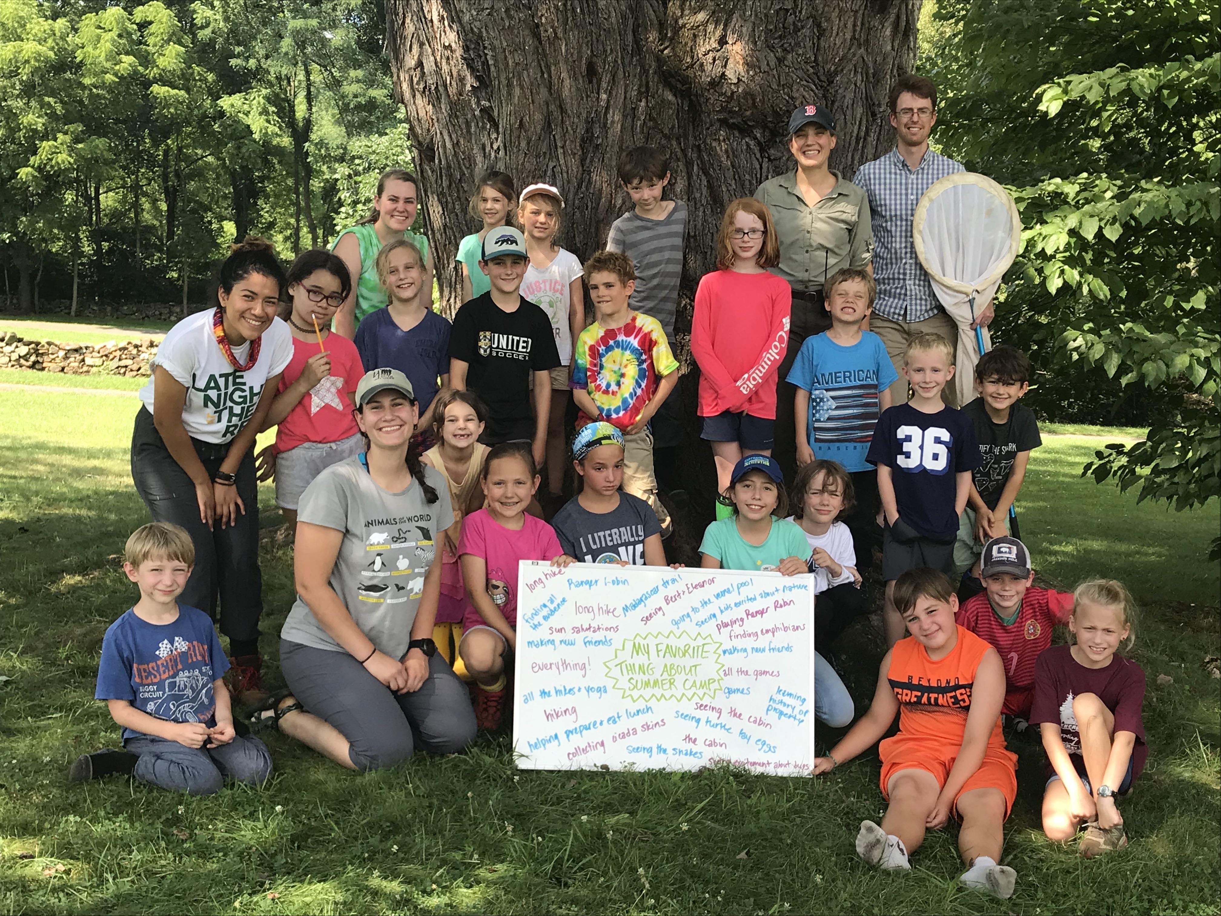 Young Explorers Summer Camp- Week 2