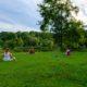 Nature Yoga: Full Moon Salutations